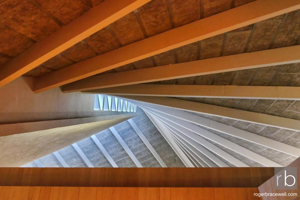 Roof Section   Design Museum   London