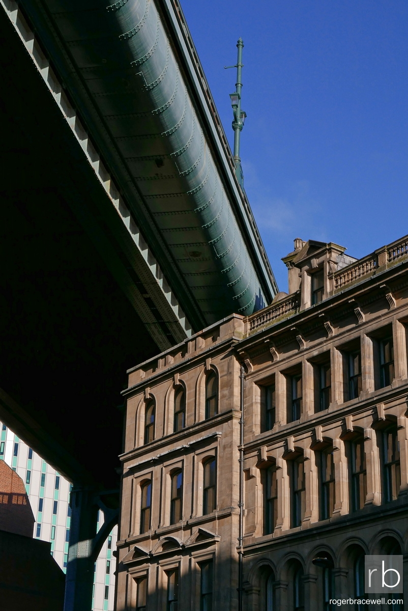 Under the Tyne Bridge | Queen Street | Newcastle upon Tyne