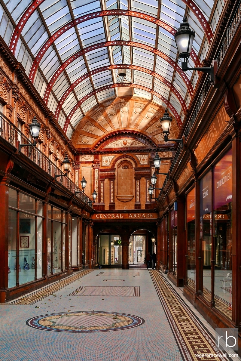 Central Arcade   Grainger Street   Newcastle upon Tyne