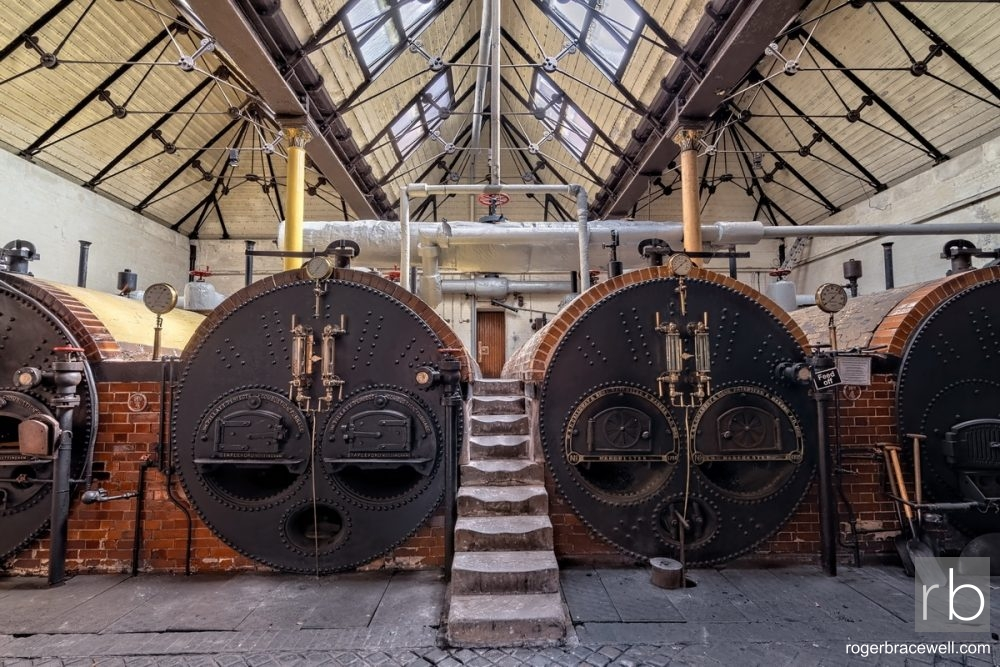 Boiler House | Papplewick Pumping Station | Nottingham
