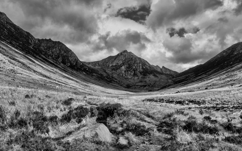 Cìr Mhòr from Glen Rosa | Isle of Arran | Scotland