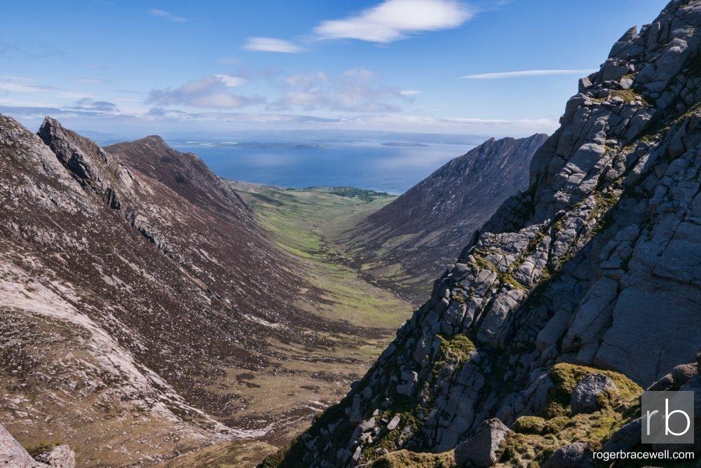 Glen Sannox from Cìr Mhòr | Isle of Arran | Scotland