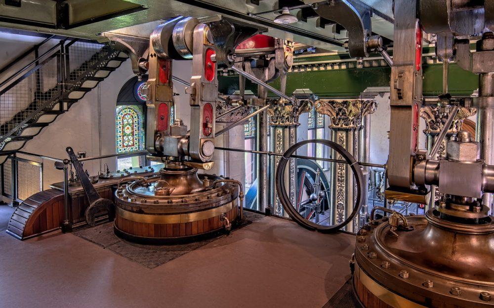 Beam Engines | Papplewick Pumping Station | Nottingham