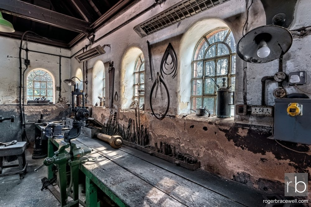 Workshop | Papplewick Pumping Station | Nottingham