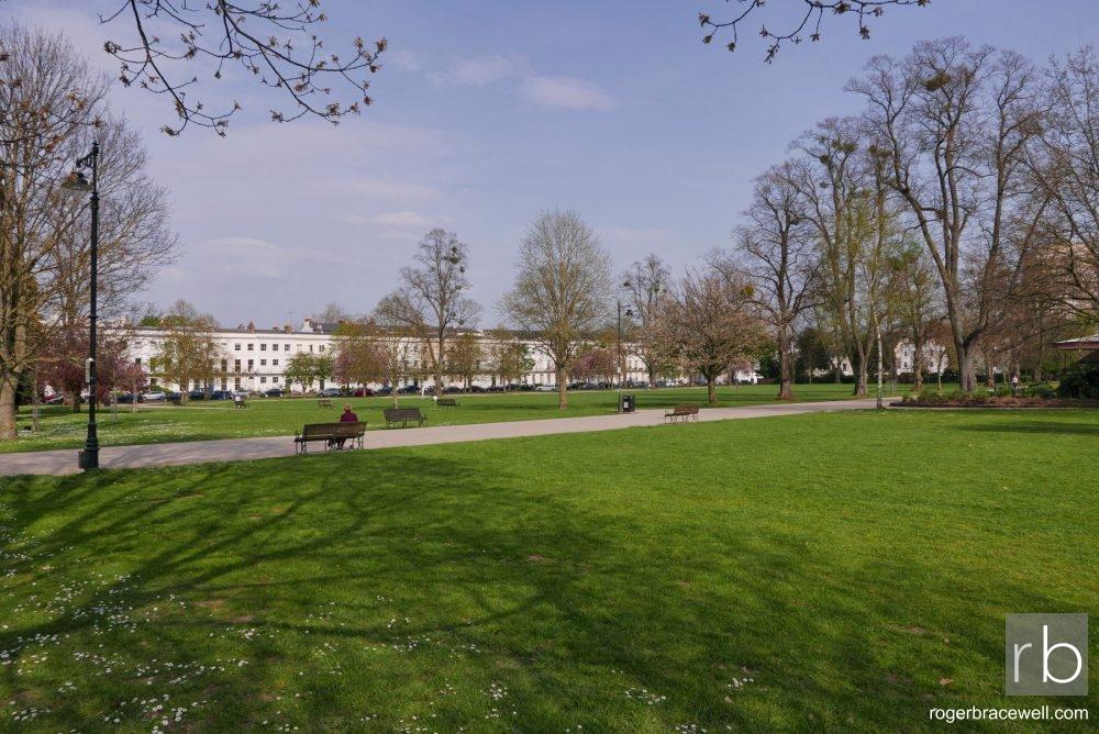 Montpellier Gardens | Cheltenham | April 2020