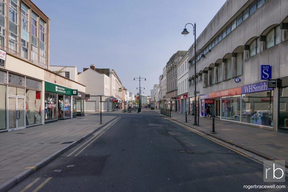 High Street | Cheltenham | April 2020