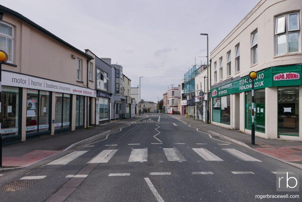 Albion Street | Cheltenham | April 2020