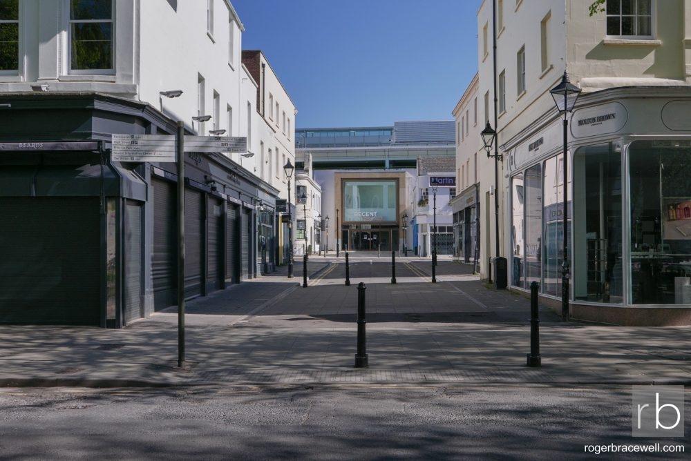 Promenade & Ormond Place | Cheltenham | April 2020