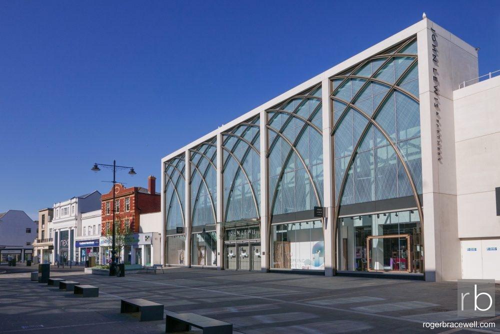 High Street & John Lewis | Cheltenham | April 2020