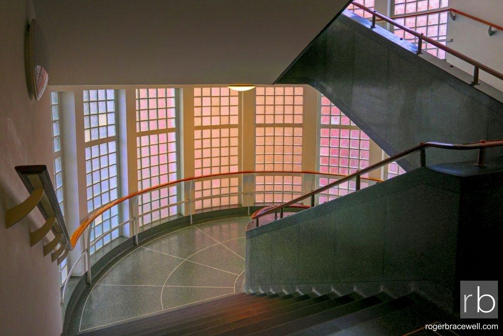 Stairwell   London Science Museum